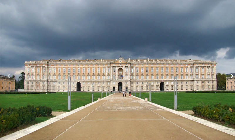 movie locations in Italy, dragonfly tours, caserta palace, royal palace, caserta