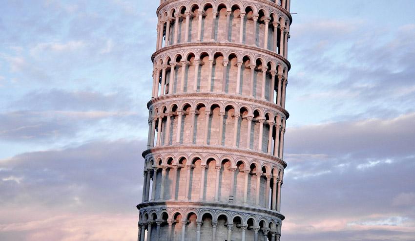 honeymoon in Italy, dragonfly tours, pisa