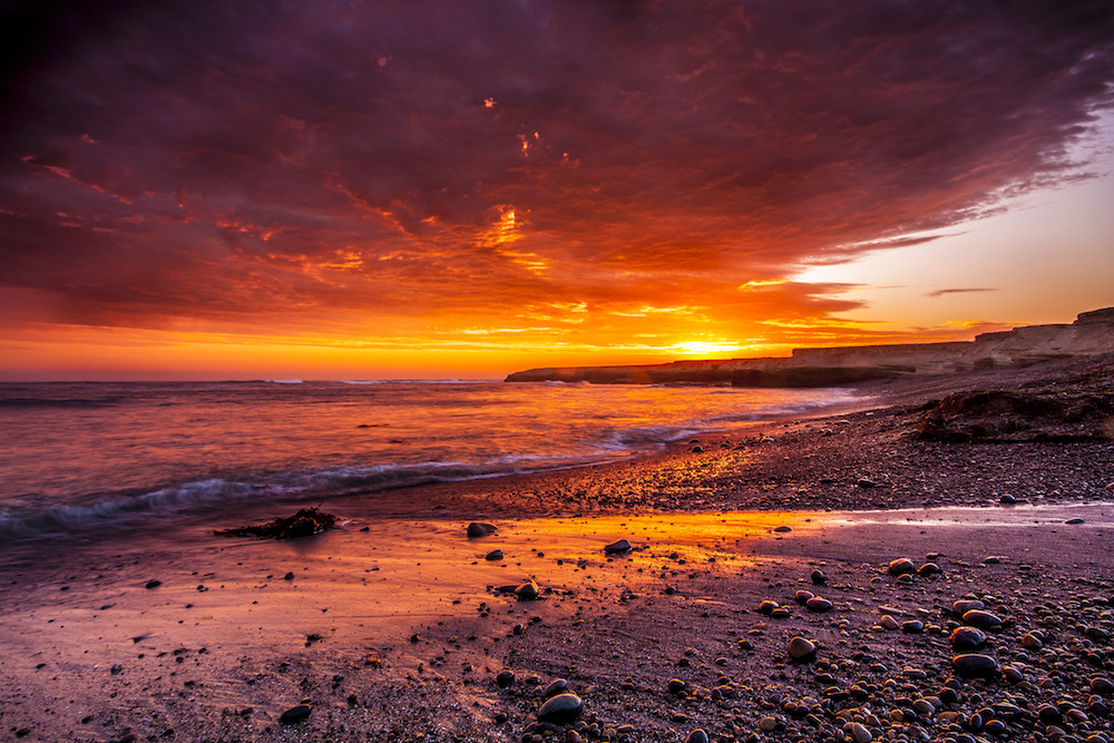 How to take stunning sunsets