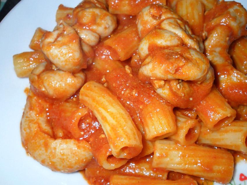 pajata, weird food in Italy, dragonfly tours, Italian weird food