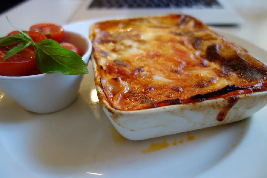 The authentic recipe to make a delicious lasagna, as a local!