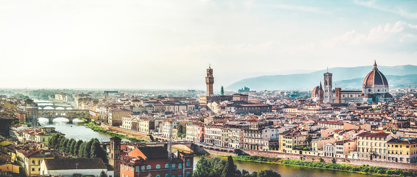 rome vs florence, dragonfly tours