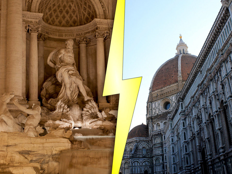 Rome vs Florence: Which Is Better?