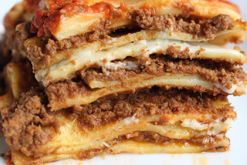 how to make lasagna, dragonfly tours, dragonfly, food