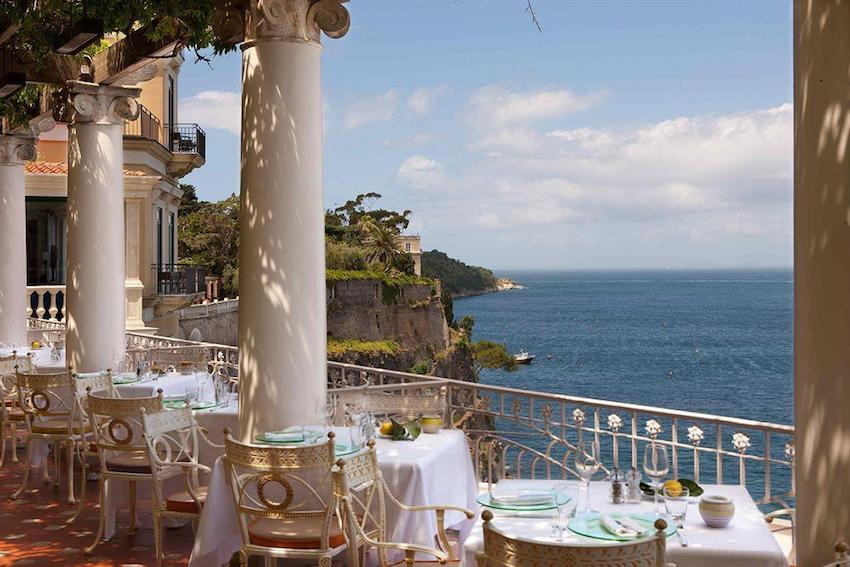 luxury hotels in italy, dragonfly tours, sorrento