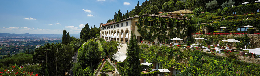 luxury hotels in italy, dragonfly tours