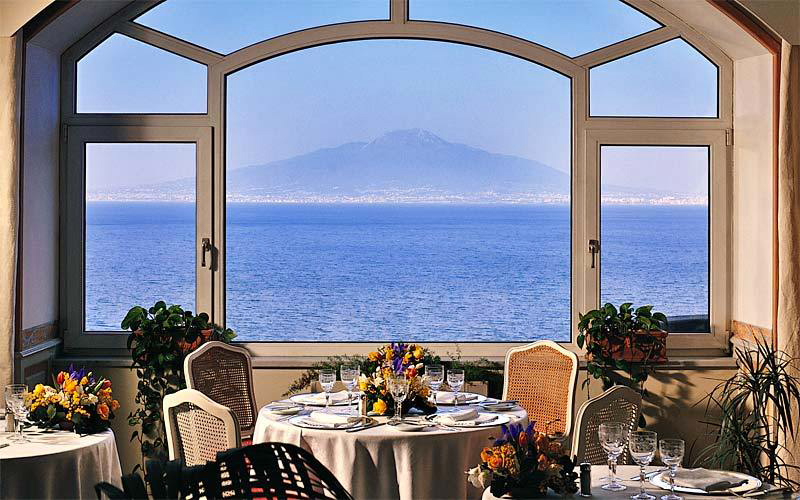 Top ten luxury hotels in Italy