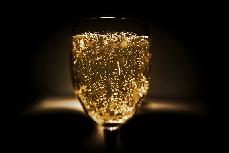 italian spumante, dragonfly tours, champagne vs spumante