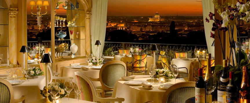 luxury hotels in italy, dragonfly tours, rome