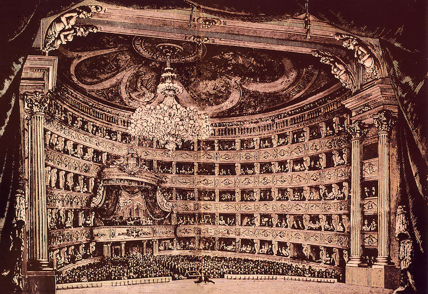 theatres in italy, dragonfly tours, regio, torino
