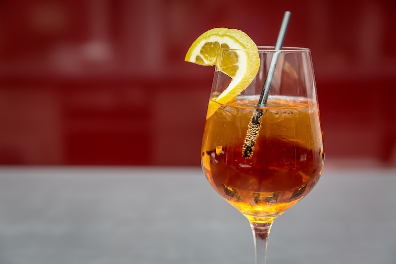 perfect aperitivo, dragonfly tours