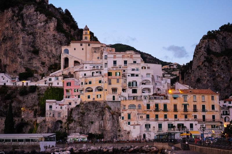 off-season in italy, Amalfi Coast