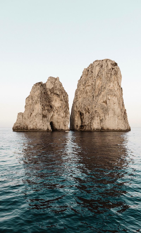 Capri, capri is a star, blue island, italy, dragonfly tours