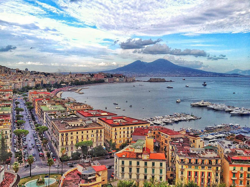 images of Italy, naples, napoli, dragonfly tours