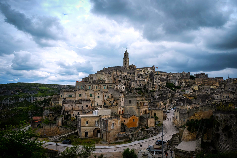 images of italy, dragonfly tours, matera