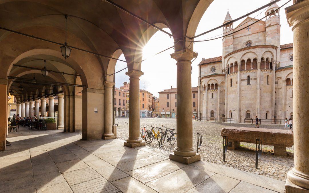 Modena, home town of the Ferrari