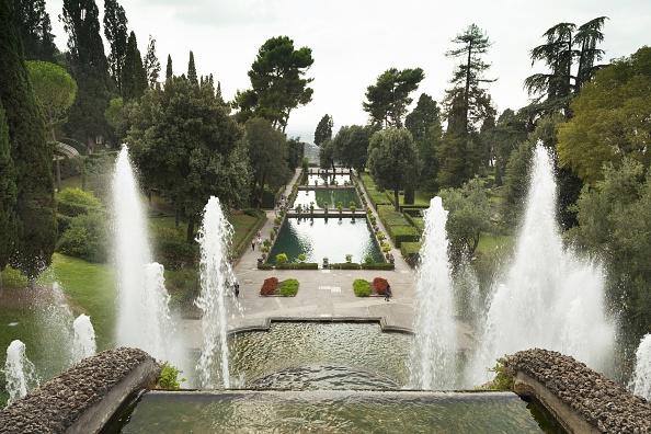 Villa d'Este in Tivoli: A Perfect Example of Harmony and Beauty