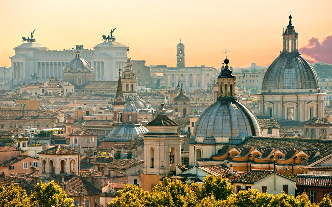 The Best Views of Rome