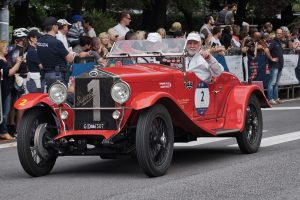 Mille Miglia: the last edition
