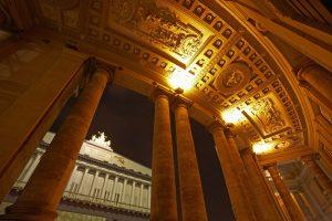 italian theatres: San Carlo Opera House
