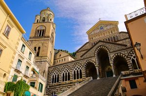 rome to amalfi coast