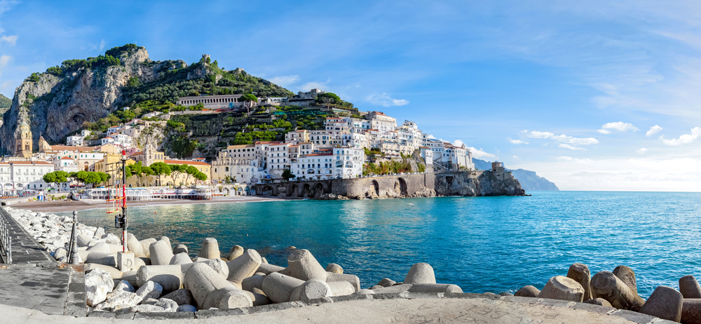 A Journey Through the Wonders of  Southern Central Italy – From Rome to the Amalfi Coast