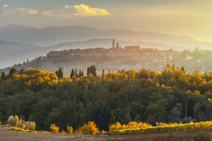 The most Popular destinations in Italy in october