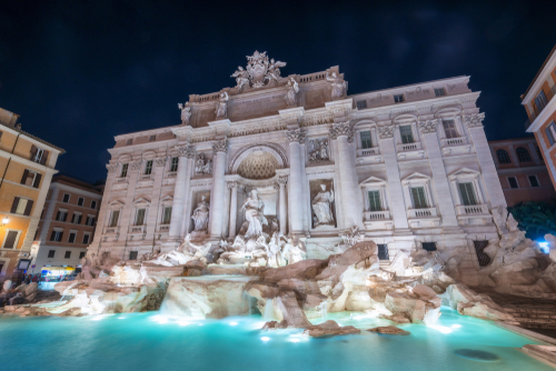 Fountains of Rome: Stories and Curiosities