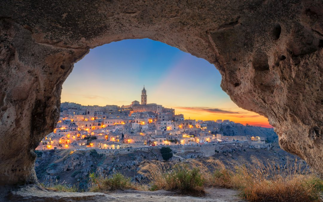 Matera, European Cultural Capital of 2019