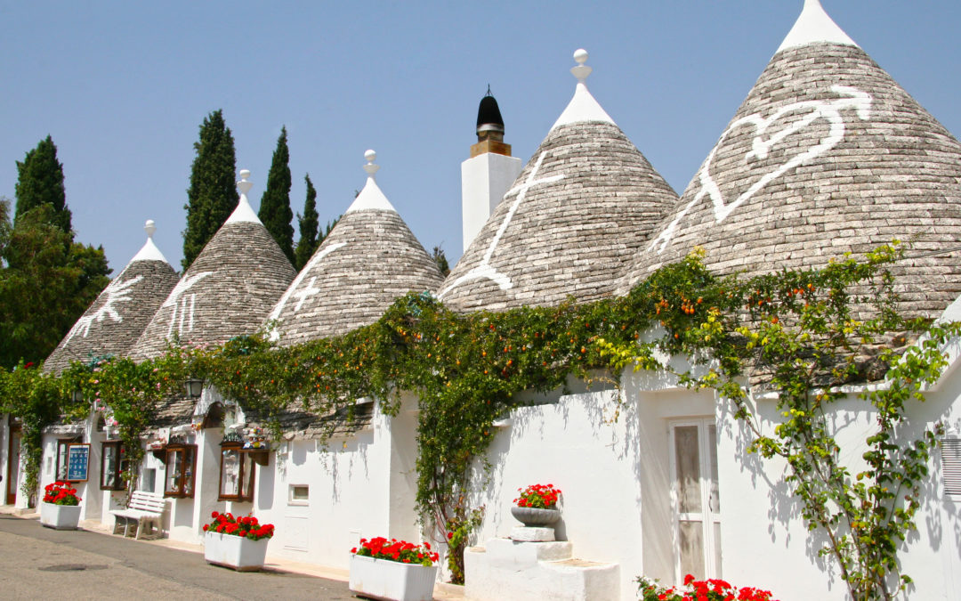 A Journey in Puglia Among Trulli and Traditions