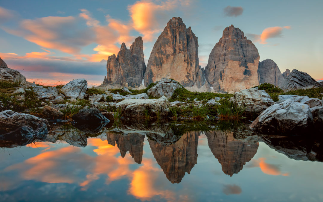 Three Peaks of Lavaredo: Italy at High Altitude