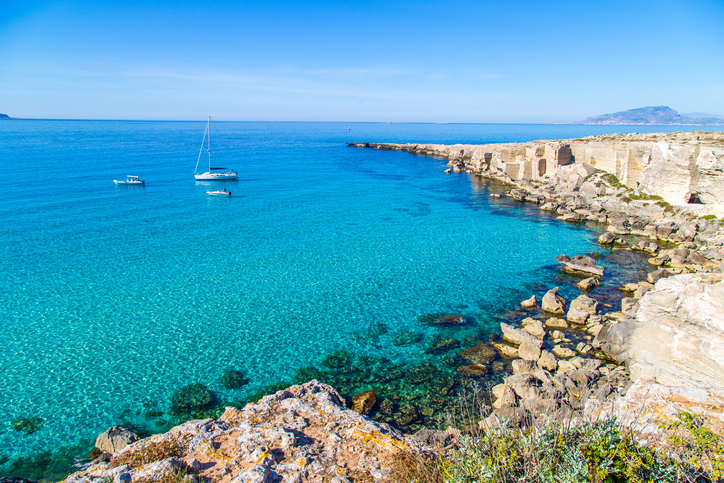 Egadi Islands: a Dip in the Crystal Clear Colors of an Italian Summer